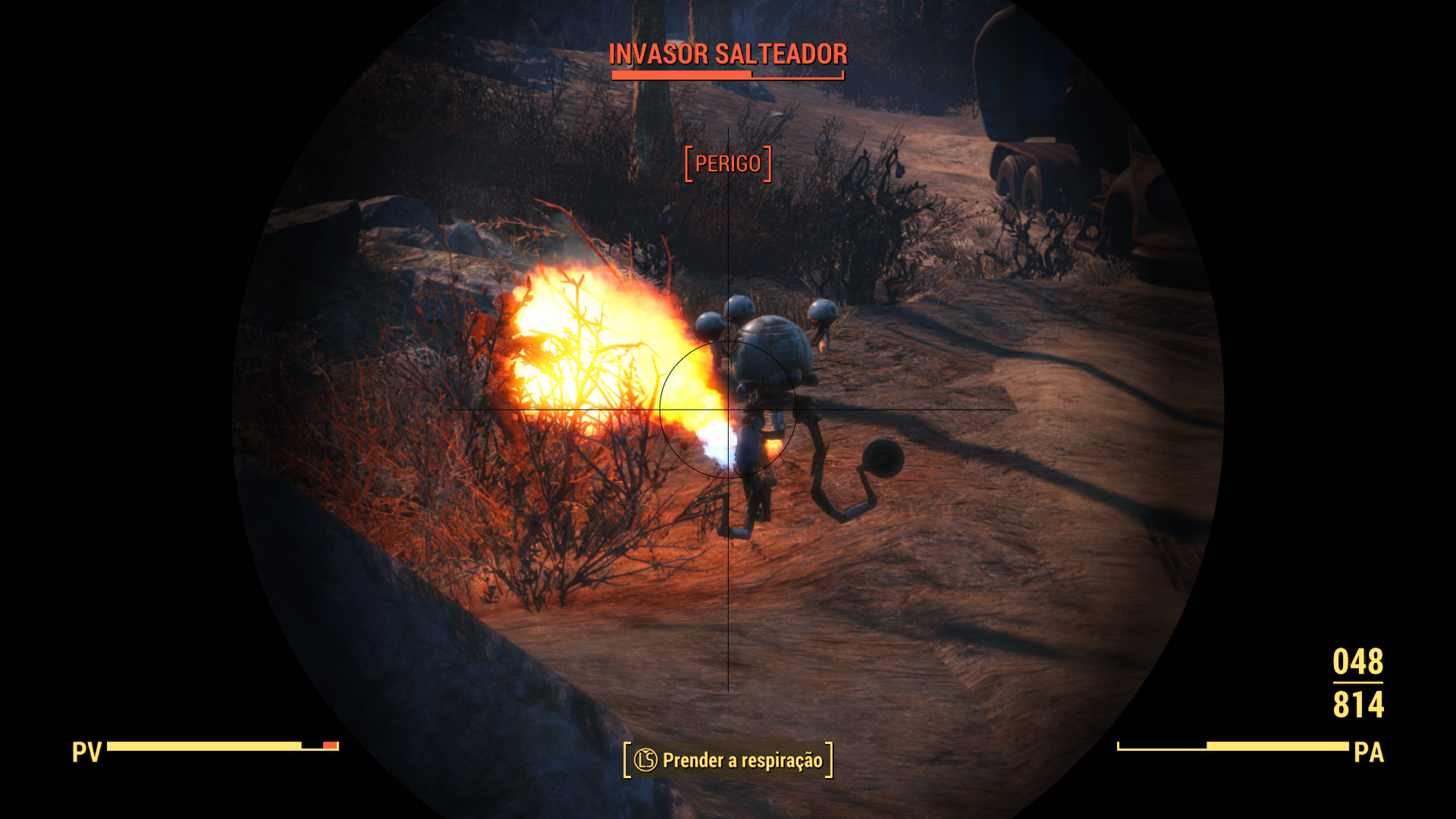 ScreenShot tirada em um Xbox One