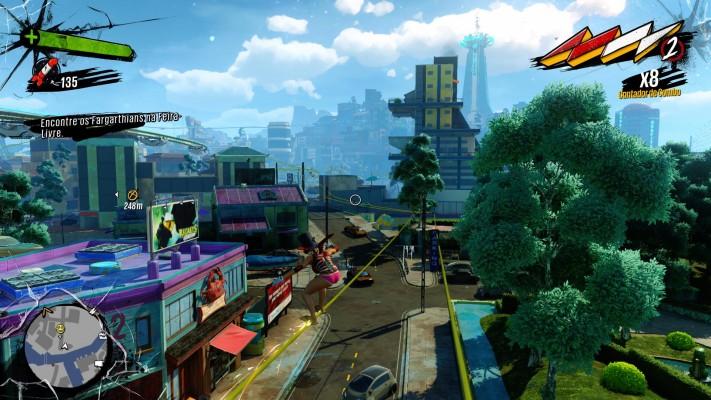 ScreenShot tirada no XboxOne.
