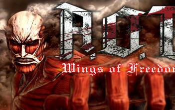 Primeiras impressões - Attack on Titan: Wings of Freedom