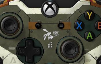 Se encante com esse lindo controle inspirado em Titanfall 2