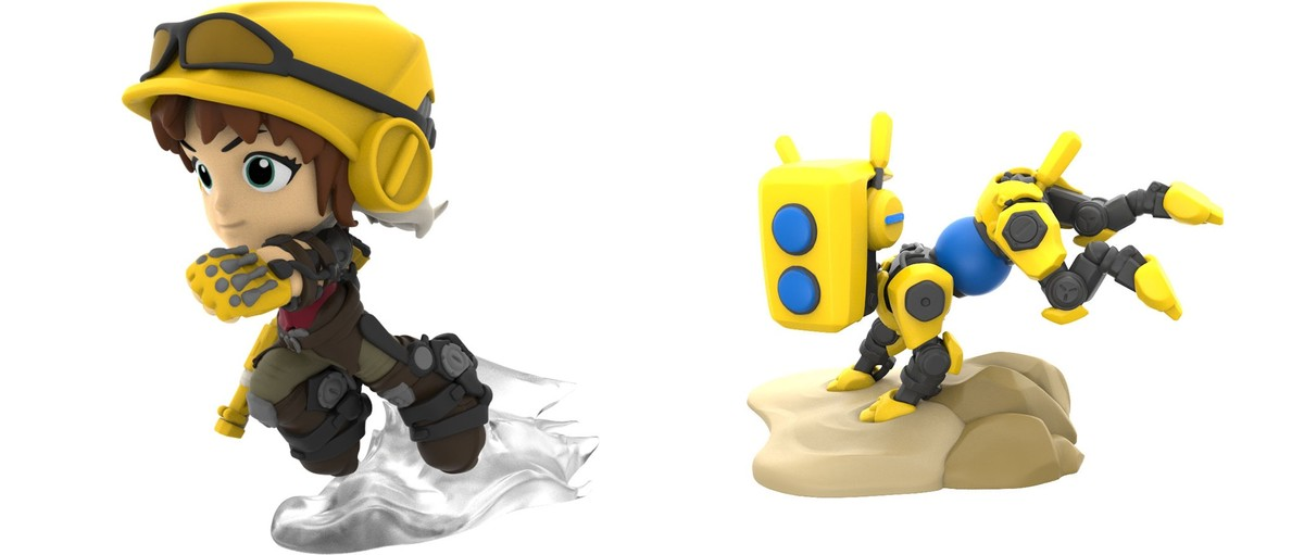recore-anime-figures