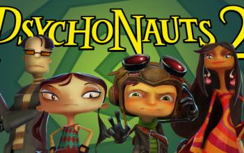 Psychonauts 2 confirmado para o Xbox One