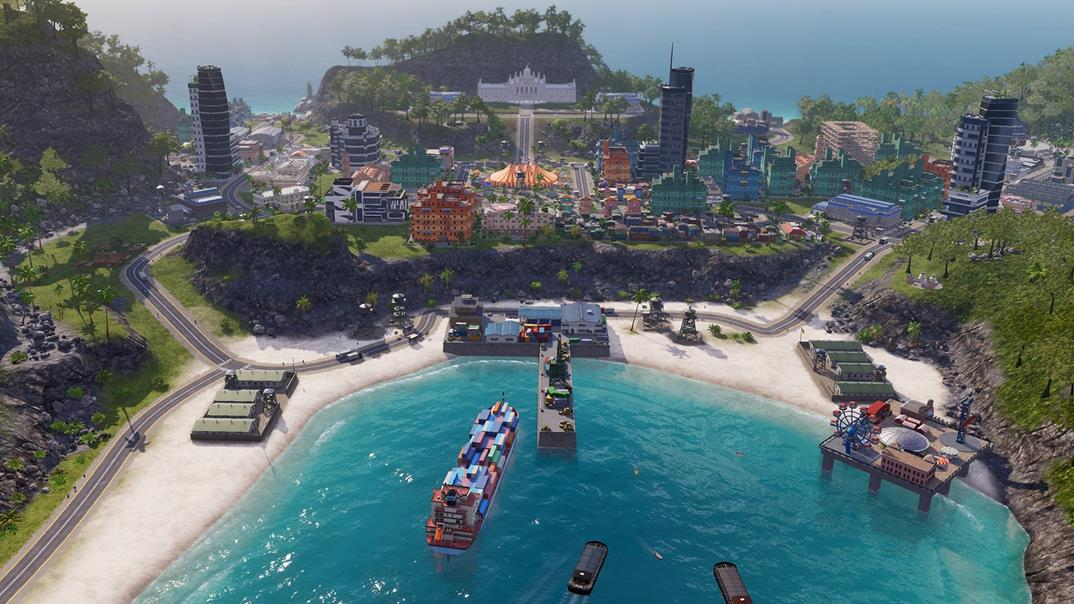 Tropico 6 chegou sorrateiro ao Xbox Game Preview - Xbox Power