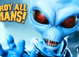 Análise: Destroy All Humans! Remake