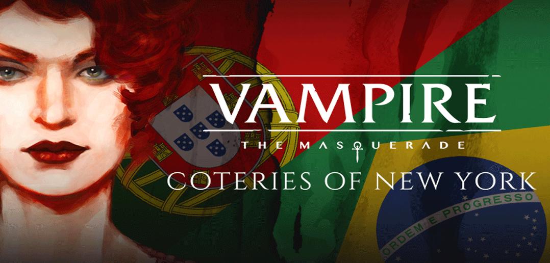 Vampire: The Masquerade – Coteries of New York terá tradução para português  do Brasil - Xbox Power