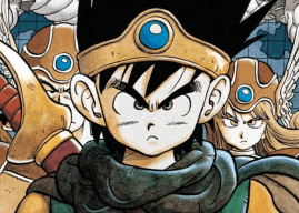 Vamos falar de Dragon Quest?
