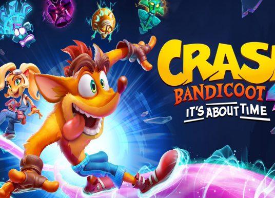 Análise – Crash Bandicoot 4: It's About Time