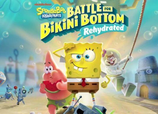 Análise: SpongeBob SquarePants: Battle for Bikini Bottom – Rehydrated