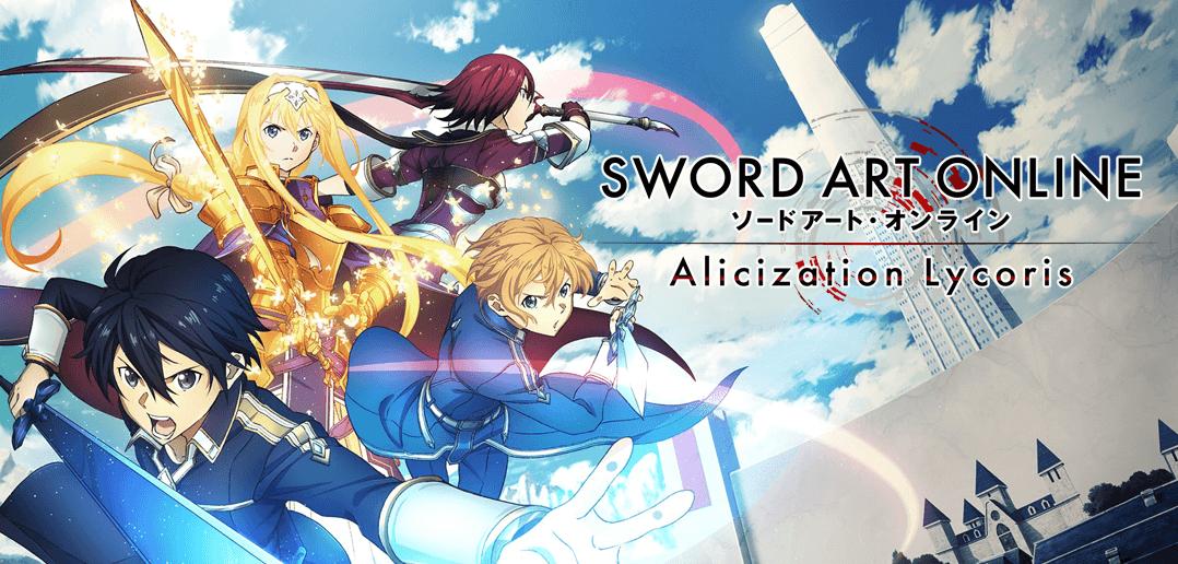 Sword Art Online: Alicization Lycoris Manga Termina
