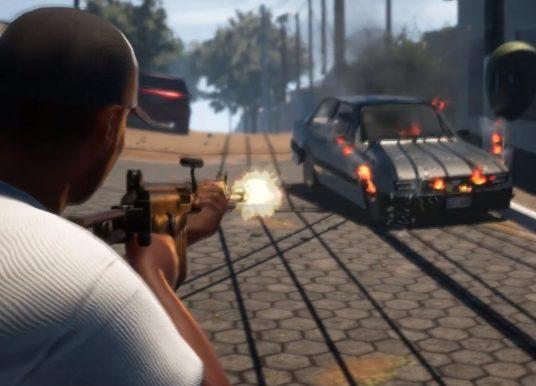 171, jogo brasileiro inspirado em GTA, é anunciado para o Xbox
