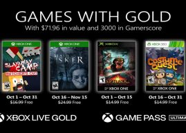 Games With Gold: Outubro 2020