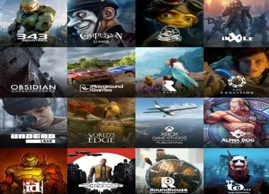 Conheça as principais franquias de cada uma das equipes da Xbox Game Studios
