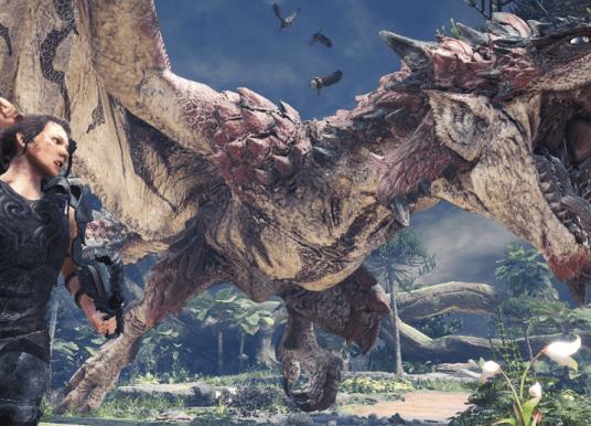 Monster Hunter World: Iceborne receberá evento inspirado no filme por tempo limitado