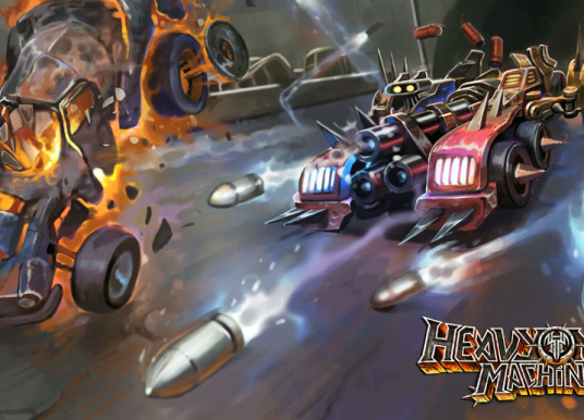 Entrevistamos a Hoplon, estúdio Brasileiro responsável por Heavy Metal Machines