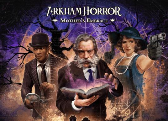 Arkham Horror: Mother's Embrace chega em Março ao Xbox