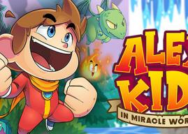 Alex Kidd in Miracle World DX é a volta de um clássico para o nosso tempo