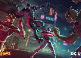 DC Universe Online agita os jogadores com o novo episódio World of Flashpoint