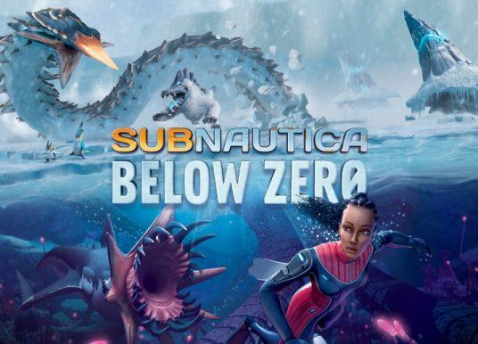 Enfrente o frio e sobreviva em Subnautica: Below Zero