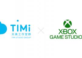 Tencent's TiMi Studio fecham parceria com a Xbox Game Studios