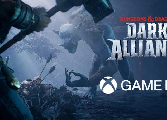Dungeons & Dragons Dark Alliance confirmado para Xbox Game Pass