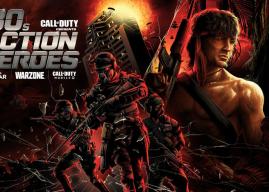 Call of Duty: Warzone receberá dois heróis icônicos dos anos 80