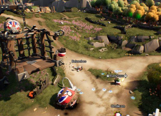 Bang-On Balls: Chronicles levará muita ação e humor para o Xbox