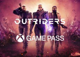 Xbox Game Pass impulsionou o lançamento de Outriders