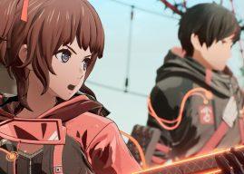 Muito rock e ação dão tom do trailer de lançamento de Scarlet Nexus