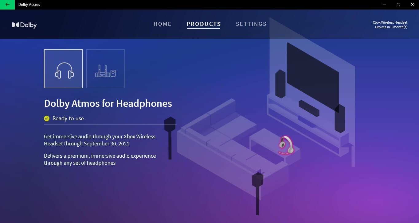 Xbox Wireless Headset - Dolby Atmos