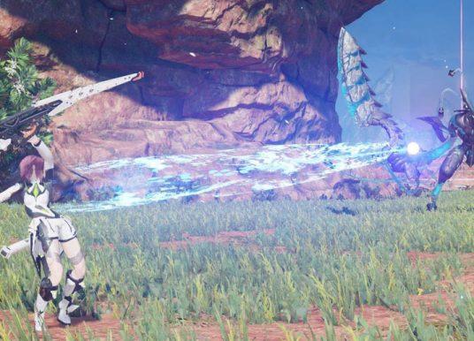 Phantasy Star Online 2: New Genesis recebe a aguardada classe Braver