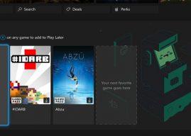 Atualização de Setembro do Xbox melhora o Edge e traz novas formas de acessar jogos