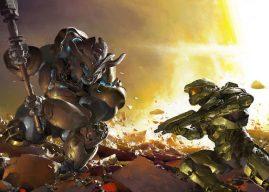 Mundo de Halo Infinite ganha vida em novas artes conceituais