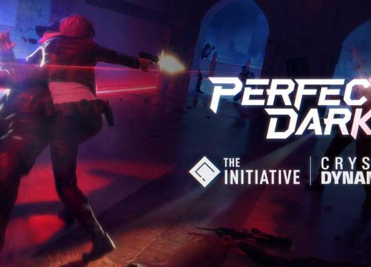 The Initiative anuncia parceria com a Crystal Dinamics para desenvolver Perfect Dark