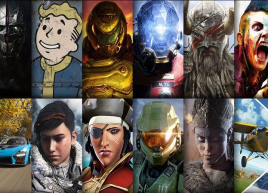 Quais seriam os projetos em produção na Xbox Game Studios? Vamos tentar descobrir!