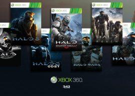 Servidores de Halo no Xbox 360 serão encerrados em Janeiro
