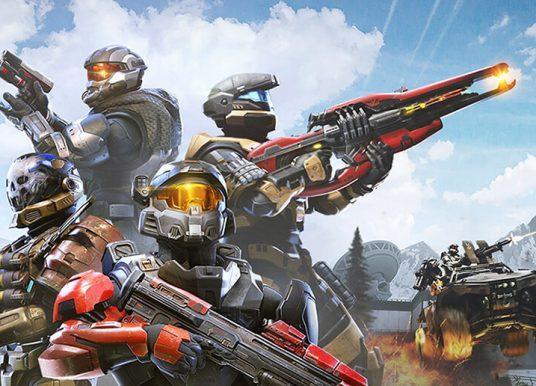 Testes do multiplayer de Halo infinite reacendem confiança para o lançamento do jogo
